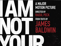 I am Not Your Nego movie cover