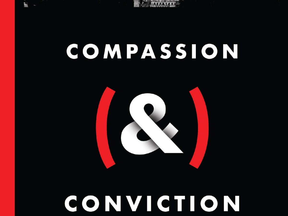 Compassion (&) Conviction book cover