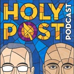 Holy Post Podcast logo
