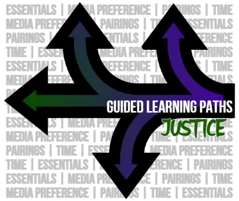 Guided learning paths - Justice